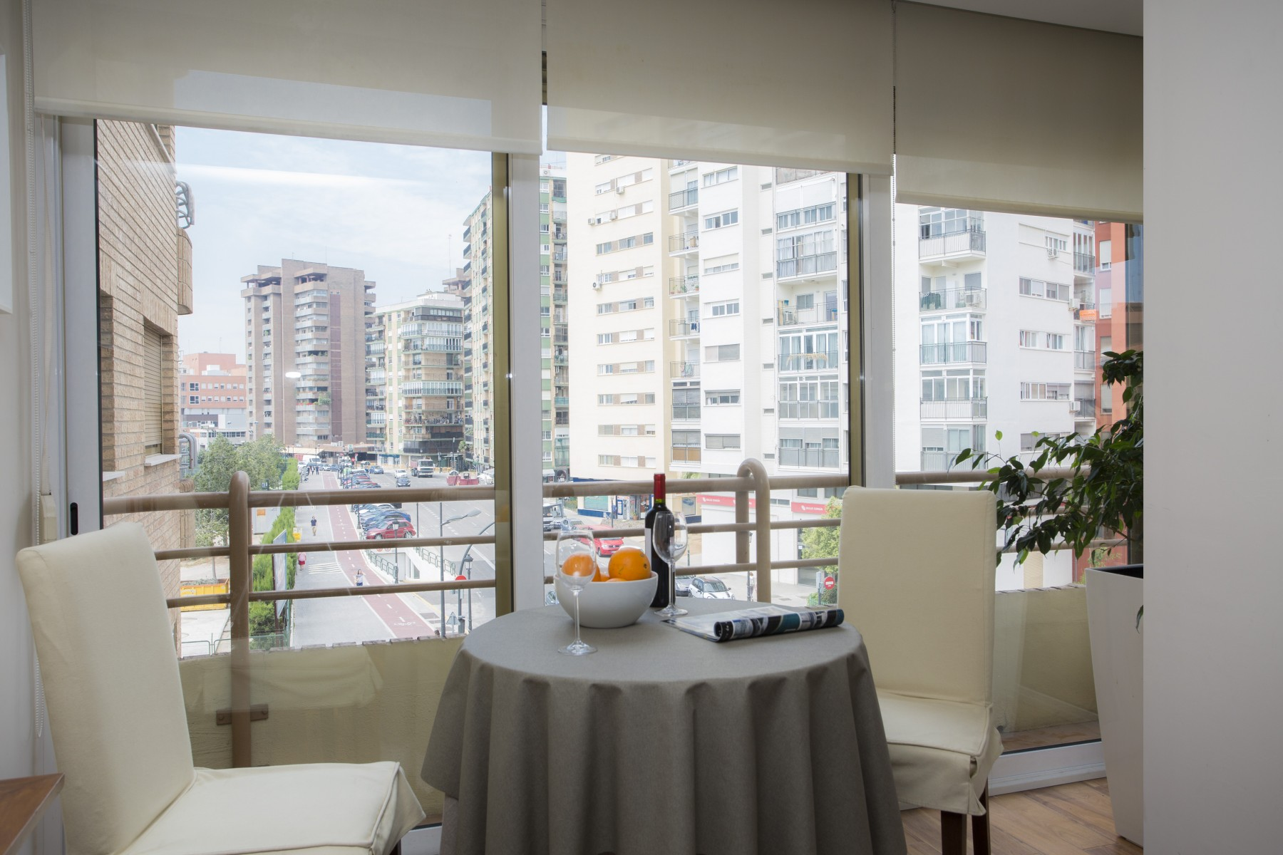 Apartamentos en valencia ciudad viveros for Viveros valencia